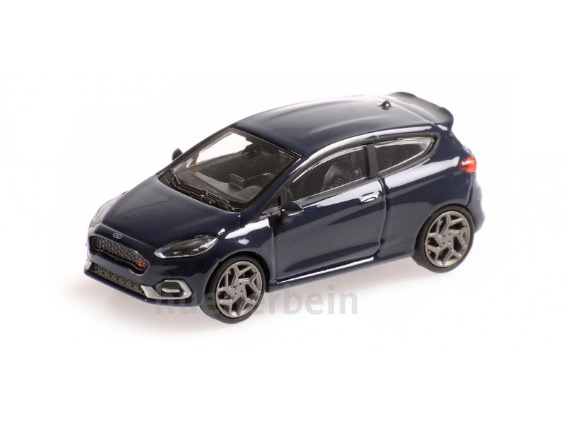 ford fiesta st 2018 minichamps 870087100. Black Bedroom Furniture Sets. Home Design Ideas